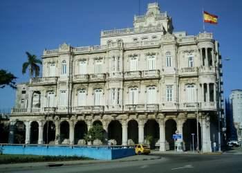 Embajade de España en La Habana. Foto: exteriores.gob.es