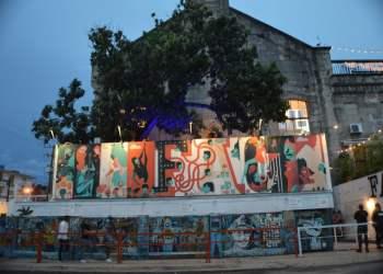 Fábrica de Arte Cubano, situada en el Consejo Popular El Carmelo, del barrio de El Vedado, en La Habana. Foto: Ángel Marqués Dolz / Archivo.