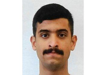 Fotografía sin fecha facilitada por el FBI en la que aparece Mohammed Alshamrani, el estudiante saudí que abrió fuego dentro de un aula en la Estación Aérea Naval de Pensacola, el viernes 6 de diciembre de 2019, antes de que agentes lo mataran a tiros. (FBI vía AP)