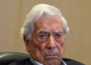 El escritor peruano Mario Vargas Llosa. Foto: La FM / Archivo.