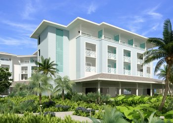 Hotel Grand Sirenis Cayo Santa María, de categoría cinco estrellas, recién inaugurado en el centro de Cuba. Foto: Grand Sirenis Cayo Santa María / Facebook.