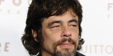 El actor puertorriqueño Benicio del Toro. Foto: cinereverso.org / Archivo.