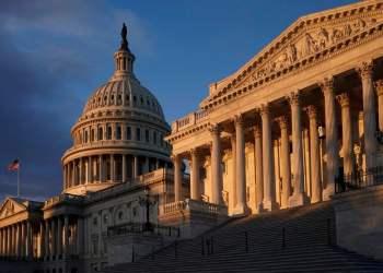 Fotografía de archivo del Capitolio, el 8 de noviembre de 2019. La sede del Congreso ha sido escenario de audiencias abiertas en la investigación para decidir si se le hace un juicio político al presidente Donald Trump. Foto: AP/J. Scott Applewhite