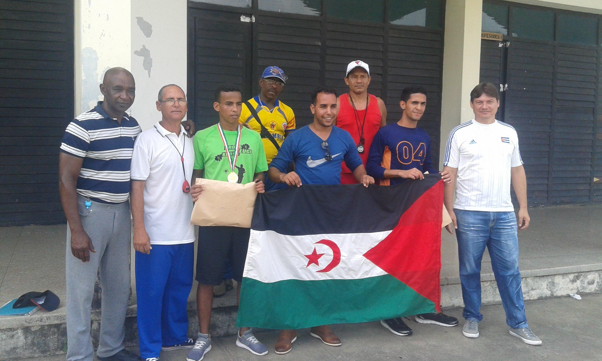 estudiantes saharauis-cuba-villa clara-universidad marta abreu