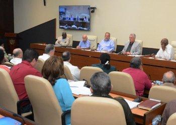 consejo de ministros cuba-presidencia-plan de acción frente al coronavirus