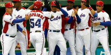 Cuba debutará contra Venezuela el 22 de marzo en el inicio del Campeonato Preolímpico de las Américas de Béisbol en Arizona, Estados Unidos. Foto: Pelota Cubana.