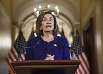 Nancy Pelosi. Foto: AP.