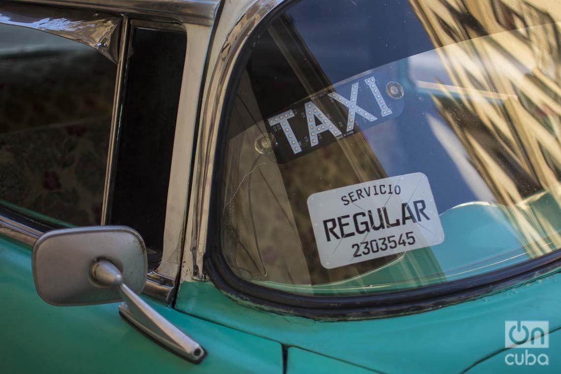 Cuba registra una baja en la transportación de pasajeros. Foto: Otmaro Rodríguez