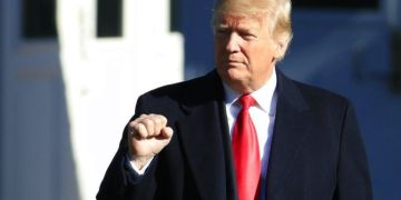 El presidente Donald Trump. Foto: Manuel Balce/AP.