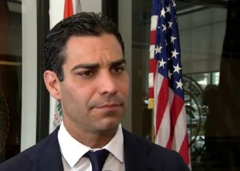 El alcalde de Miami, Francis Suárez. Foto de https://www.telemundo51.com/