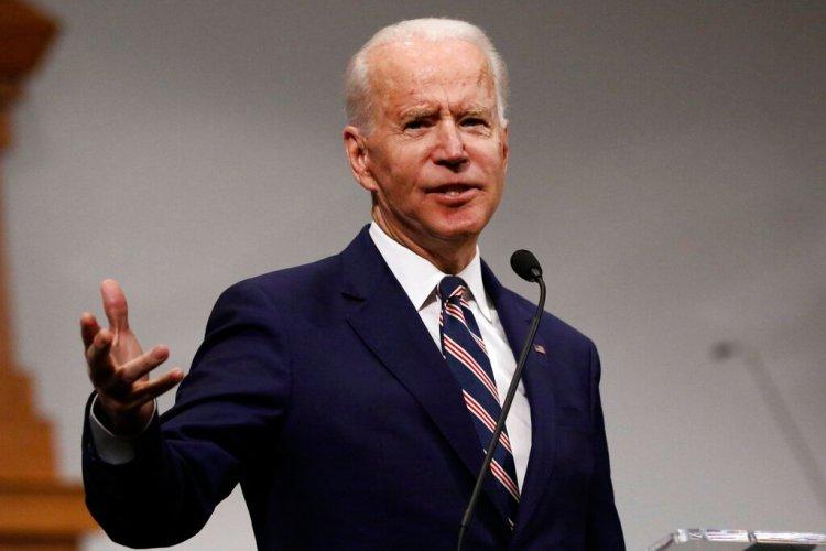 El ex vicepresidente y aspirante a la candidatura demócrata Joe Biden en un evento en Jackson, Mississippi. Foto: Rogelio V. Solis / AP / Archivo.