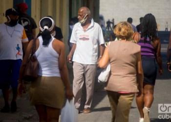 Cuba sobrepasó los 300 casos de coronavirus. Foto: Otmaro Rodríguez