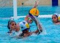 Una decena de jugadores cubanos de waterpolo están contratados en ligas europeas. Foto: jit.cu