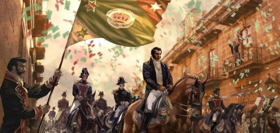 Biografía: Agustín de Iturbide