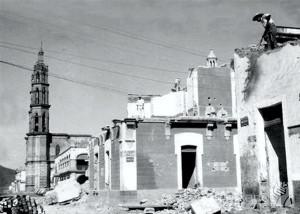 Ampliación de la calle/avenida México, Tepic