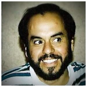 Jorge Ramírez Torres, director de teatro Nayarita, creador de la puesta en escena de la Pastorela Mexicana de Miguel Sabido. Tepic, Nayarit 1989