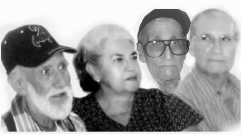 Antonio, Loreto, Arturo y Juan Bautista Campa Bonilla.