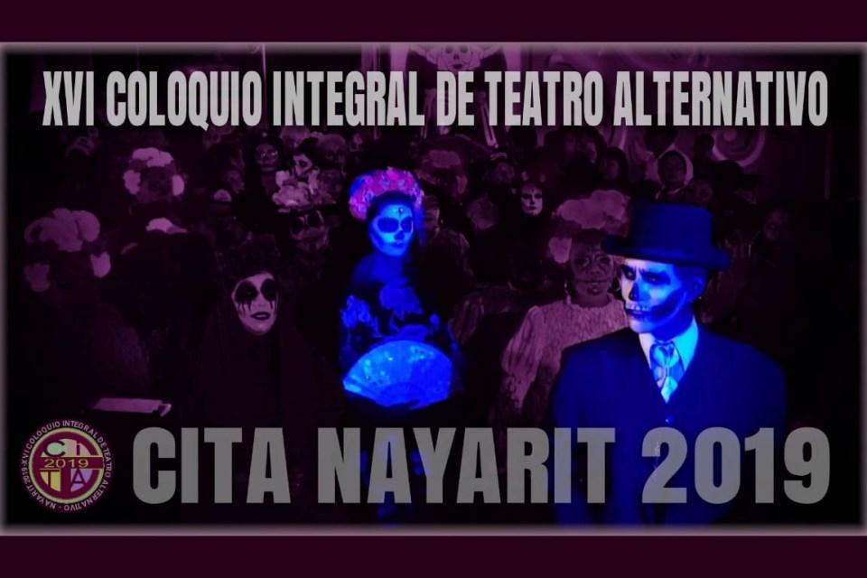 XVI Coloquio Integral de Teatro Alternativo