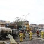 Ministerio de Salud elevó a 13 la cifra de muertos por la deflagración en Villa El Salvador