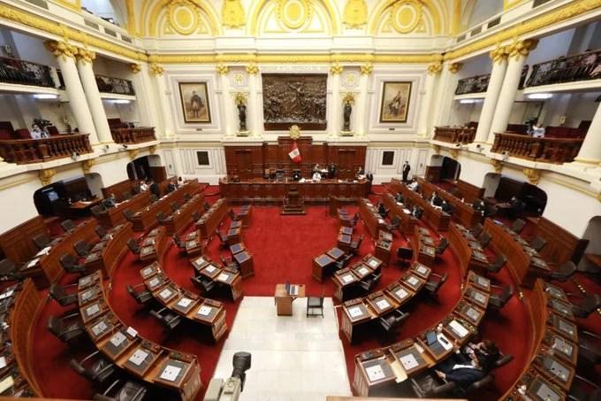 ONP: Congreso