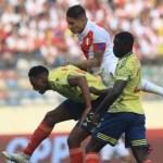 Conmebol anunció modificación en horario del Perú vs. Colombia por Eliminatorias