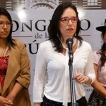 Marisa Glave, Indira Huilca y Tania Pariona anuncian que votarán por Pedro Castillo