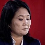 """Fiscal José Domingo Pérez pide que """"se dicte nuevamente"""" prisión preventiva para Keiko Fujimori"""
