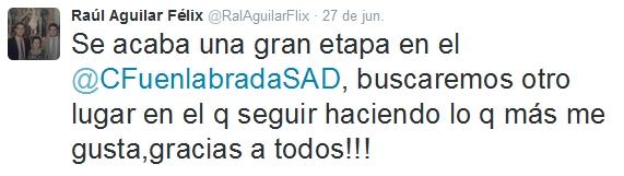 Tuit de Aguilar