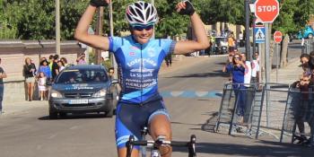 Rosalía Ortiz, Campeona de Madrid