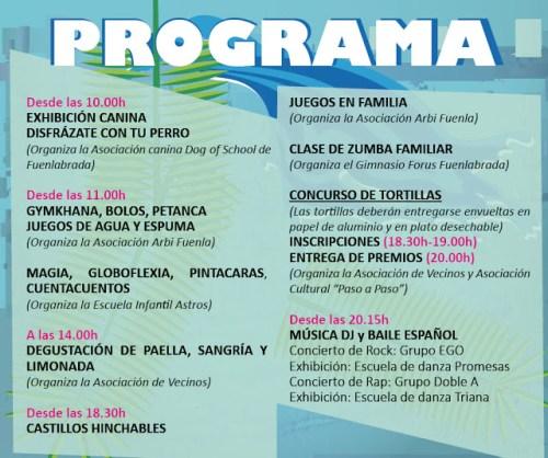 Programa Encuentro Cultural