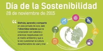 Cartel Día Sostenibilidad