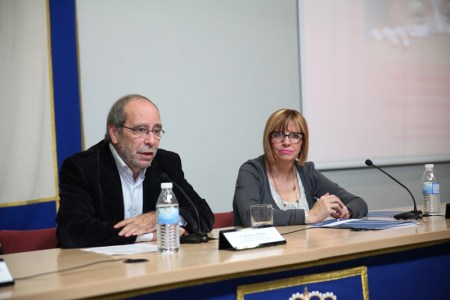Manuel Robles y Carmen Bonilla