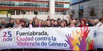 Acto contra violencia de género