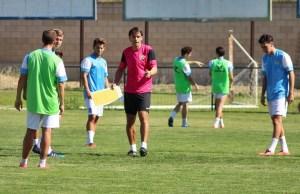 Fernando Morientes analiza la primera vuelta del CF. Fuenlabrada