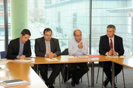 Reunión alcaldes socialistas