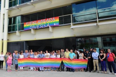 Concentración atentado Orlando