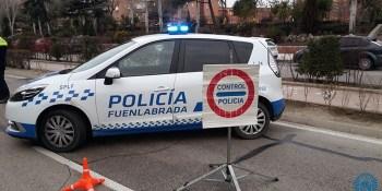 Foto: Policía Local de Fuenlabrada