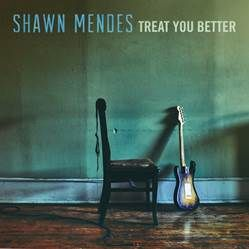 Shawn Mendes publica nuevo single 'Treat You Better'