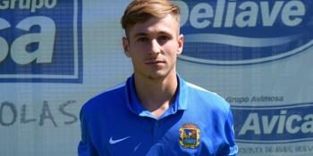 """Isaac Gómez Sánchez """"Isi"""", nuevo jugador del C.F. Fuenlabrada"""