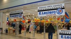 El hipermercado E.Leclerc de Fuenlabrada cerrará sus puertas
