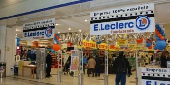 E.Leclerc Fuenlabrada se vuelca con Rubén