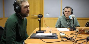 Francisco Paloma y Jesús Cisneros