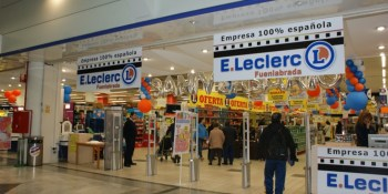 E.Leclerc Fuenlabrada donará 400 litros de leche a La Casita