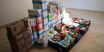 Fuenlabrada se vuelca con la donación solidaria a La Casita