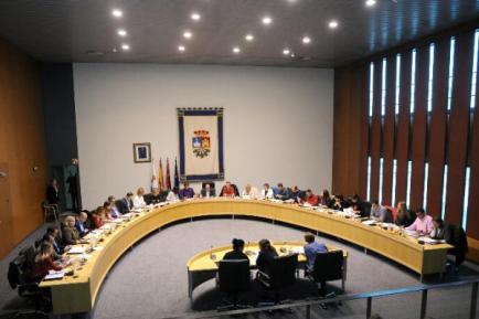 Pleno municipal