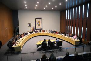 Fuenlabrada pide presupuesto para el Pacto de Estado contra la Violencia de Género