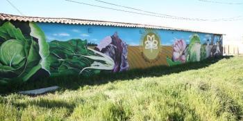 Mural Parque Agrario