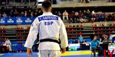 Fran Garrigós se cuela entre los diez mejores judokas del mundo