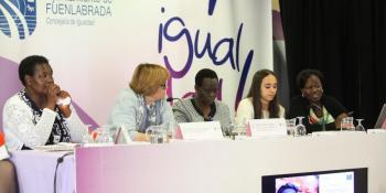 Jornada contra la mutilación genital femenina
