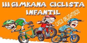 Llega la III Gimkana Ciclista Infantil a Fuenlabrada